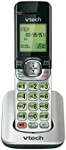 VTech CS6509 Accessory Cordless Handset, Silver/Black   Requires VTech CS6519 or CS6529 to Operate