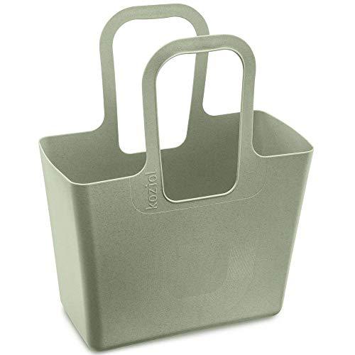 koziol Tasche, thermoplastischer Kunststoff, organic green, XL