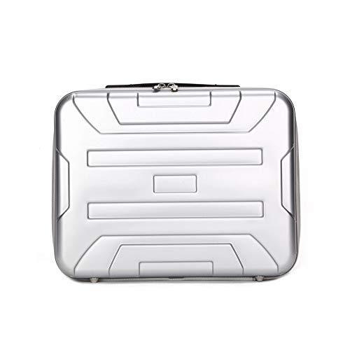 1pcs borsa sacca portatile la borsa porta la borsa proteggere la borsa per Potensic T25 SJRC S20W RC Quadcopter FPV Drone(colore:argenteo)