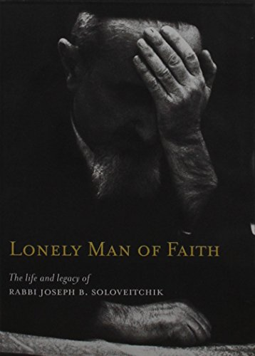 Lonely Man of Faith (Home Use)