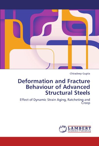 Deformation and Fracture Behaviour of Advanced Structural Steels: Effect of Dynamic Strain Aging, Ra