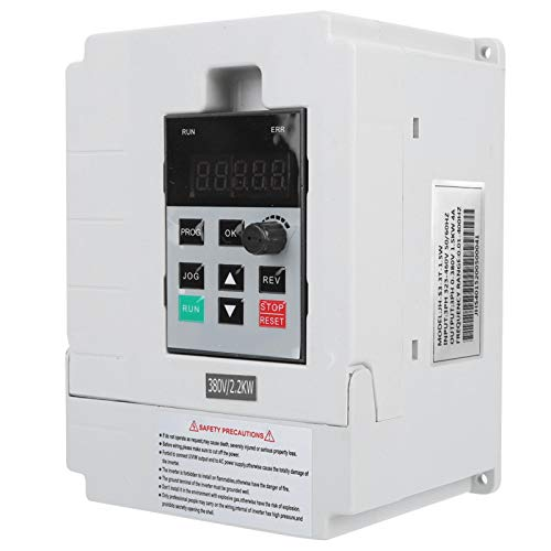 Mini convertidor de frecuencia JH-S3-3T para la industria de herramientas para máquinas de vídeo (2,2 KW)