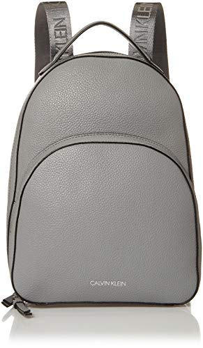 Calvin Klein Estelle Novelty Backpack, Grigio
