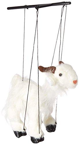 Globee Sunny Toys 16' Baby White Goat Marionette