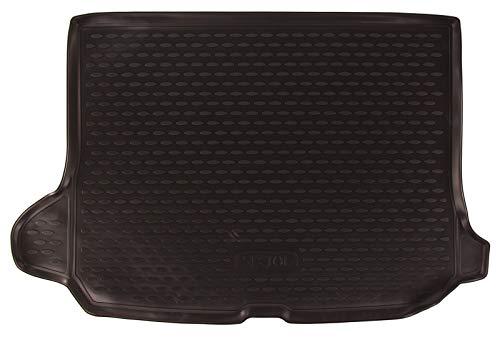 SIXTOL Auto Kofferraumschutz für den Audi Q2 - Maßgeschneiderte antirutsch Kofferraumwanne für den sicheren Transport von Einkauf, Gepäck und Haustier