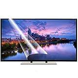 AWSAD 27-70 Zoll Anti-Blaulicht-Monitorschutz, TV-Bildschirmschutz, 18 Größen (Color : HD Version, Size : 37 inch/818x495mm)