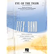Eye of the Tiger - Concert Band/Harmonie/Fanfare - SET