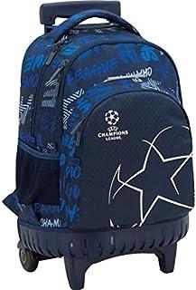UEFA Champions League Korp Mochila con Ruedas Compact -