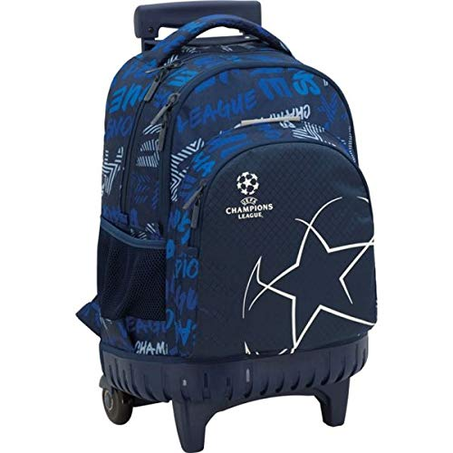 UEFA Champions League Korp Mochila con Ruedas Compact - 406000 -