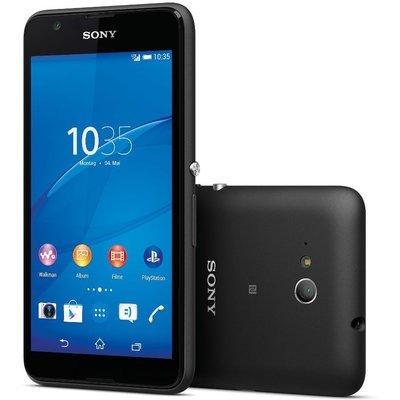 Sony Xperia E4G E2003 schwarz