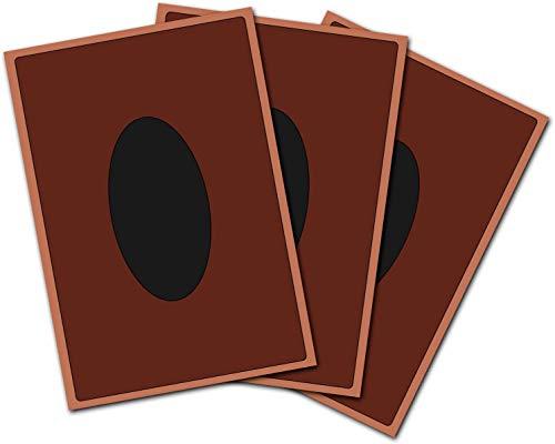 YU-GI-OH! Kartenhüllen im Anime Design (50 Stck.) Yugioh Card Sleeves (Classic Anime Edition MATT)