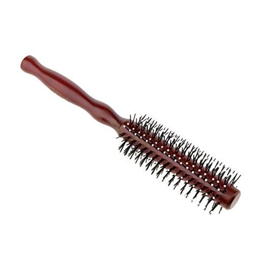 kowaku Cómodo Cepillo de Resina Profesional para La Pérdida de Cabello Masaje Cepillo para El Cabello Peine Cuero Cabelludo - Set 6
