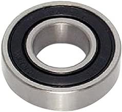 Peer Bearing 6206-RLD 6200 Series Radial Bearings, 30 mm ID, 62 mm OD, 16 mm Width, Single Lip Seal