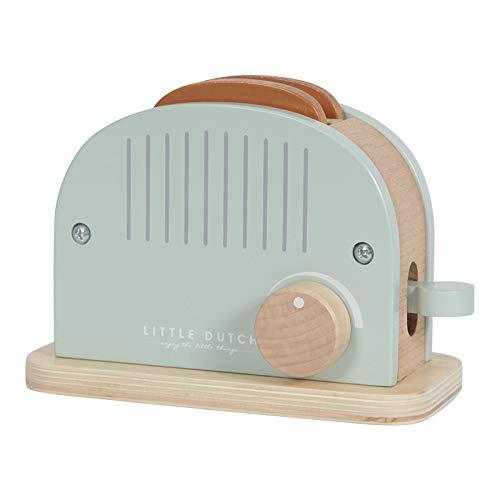 Holz Toaster Set – Little Dutch - 3