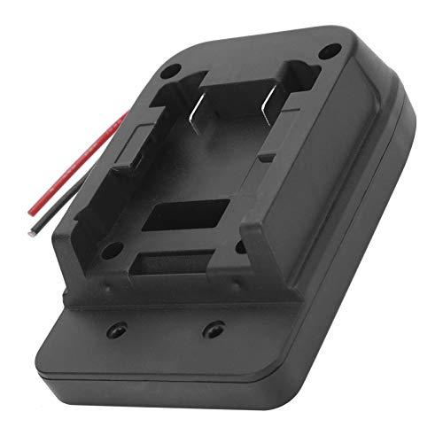 Pwshymi Base de conversión de batería Ligero Compatible con batería M18