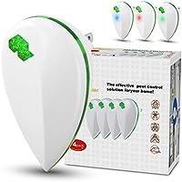 4 Pack Aigoo Plug in Ultrasonic Pest Repellent