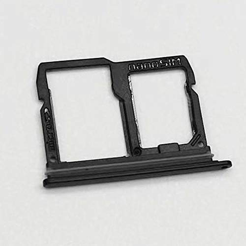Black Nano Micro Sim Card Tray Holder Container Replacment Part for LG Stylo 4