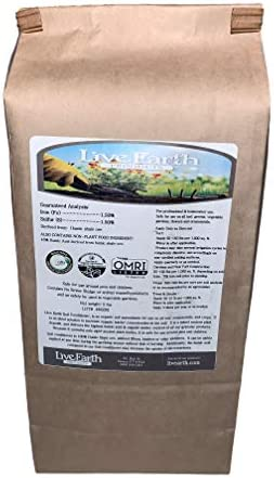 Live Earth Products Humate Soil Conditioner 15 lbs Three 5 Pound Bags product image