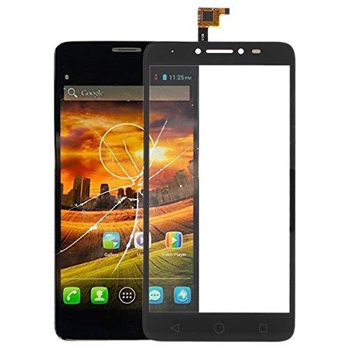 PENGCHUAN Partes de reparación de teléfonos móviles Panel táctil for Alcatel One Touch Pixi 5023F 4 Power Plus 5023 OT 5023 OT5023E 5023F (Color : Black)