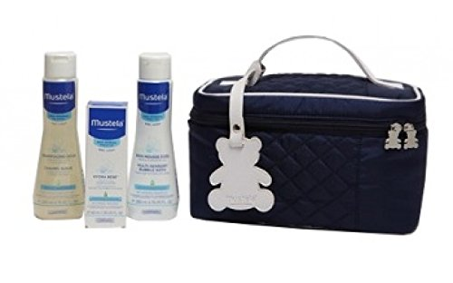 travel set con bagnetto, shampoo e crema 2017