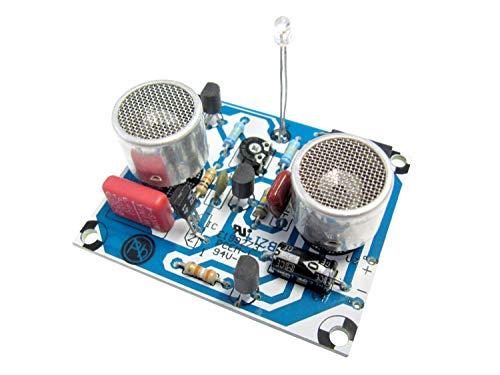 Unbekannt Kemo B214 Ultraschall-Abstandswarner Bausatz 9 V/DC, 12 V/DC