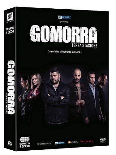 Gomorra, La Serie - Stagione 3 (4 DVD)