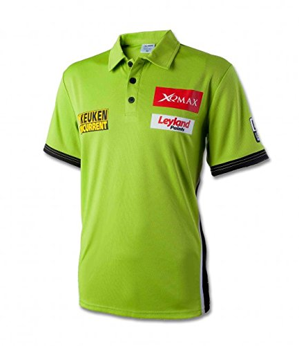 T-Shirt Michael van Gerwen Replica Shirt Typ: XS