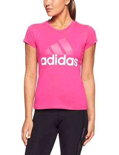 Adidas ESS Li SLI T-shirts voor dames, wit