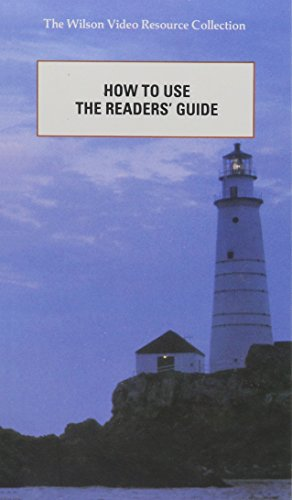 How to Use the Readers Guide/Video
