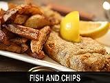 Clip: Fish and Chips - Tartar Sauce & Mushy Peas