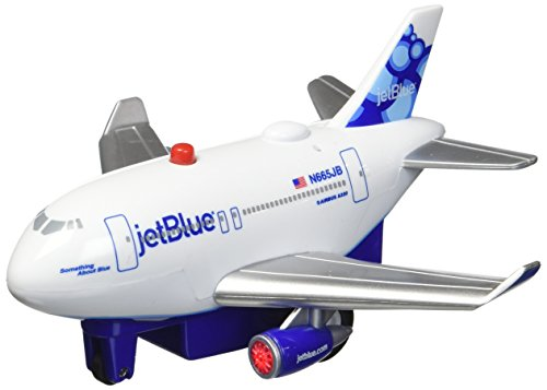 Daron Jetblue Airways Pullback Toy with Lights and Sound