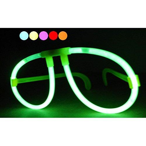 Lunettes phosphorescentes