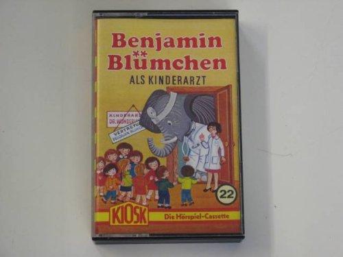 Benjamin Blümchen - Folge 22: als Kinderarzt [Musikkassette]