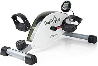 DeskCycle Under Desk Bike Pedal Exerciser - Desk Cycle Mini Exercise Peddler - Stationary Cycle & Mini Exercise Bike for Home Workout & Office Exercise Equipment