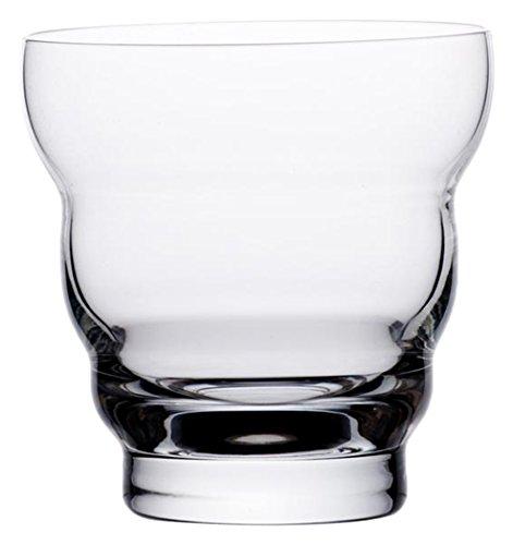 Bohemia Cristal 093 006 049 Becher ca. 330 ml aus Kristallglas 6er Set Cottage