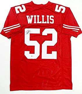 Best patrick willis autographed jersey Reviews
