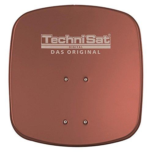 TechniSat DigiDish 45 rot Spiegelblech