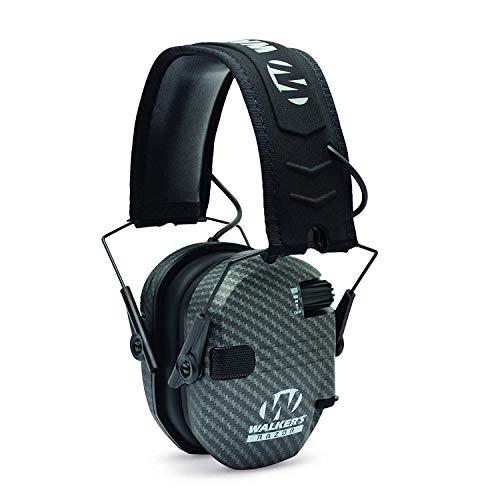 Walker's Game Ear GWP-RSEM-CARB Gear...