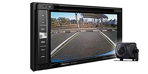 Pioneer AVIC6201NEX - Receptor AV de navegación en el salpicadero con pantalla táctil, 6,2'