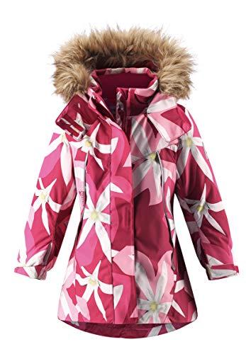 Reima Reimatec Kinder Winterjacke Muhvi (92, Cranberry pink)