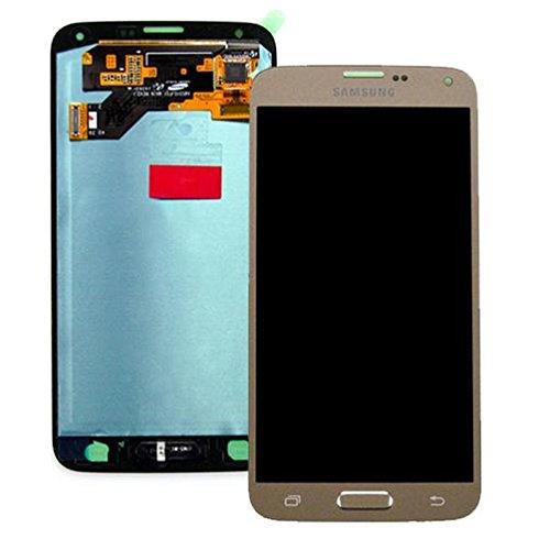 Samsung Galaxy S5 Neo SM-G903F gold Display-Modul + Digitizer GH97-17787B