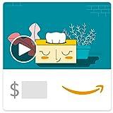 Amazon eGift Card - Get Well Tissues (Animated)