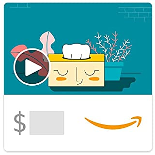 Amazon eGift Card - Get Well Tissues (Animated) (B07MHB9SPK) | Amazon price tracker / tracking, Amazon price history charts, Amazon price watches, Amazon price drop alerts