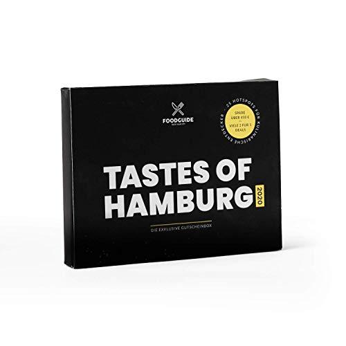 FOODGUIDE Tastes of Hamburg 2020: Das Exklusive Magazin mit Gutscheinen
