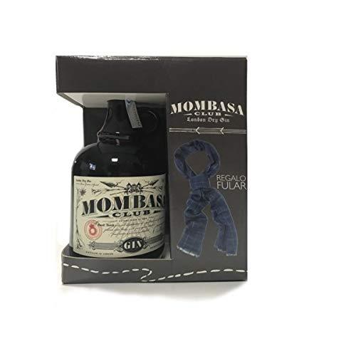 Mom Ginebra Club Pack (1 u + Fular) - 750 ml