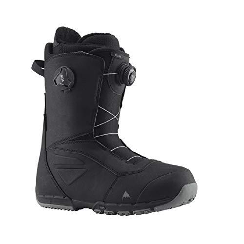 Burton Herren Ruler Boa Black Snowboard Boot, schwarz(Black), 41.5 EU(7.5)