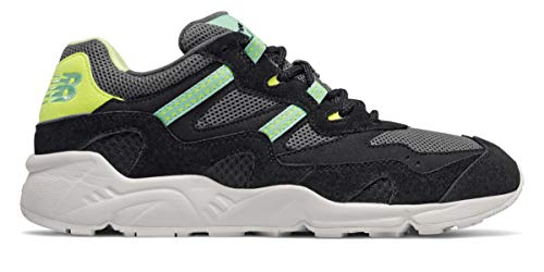 New Balance ML850YSE, Running Shoe Hombre, Negro, 44 EU