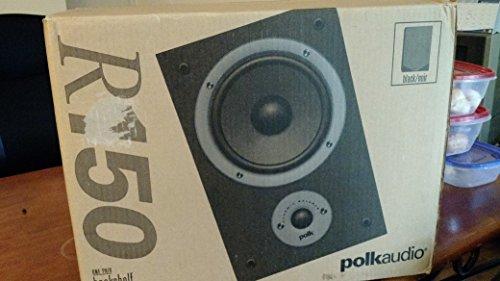 Great Features Of Polk Audio R150 Two-Way Bookshelf Loudspeakers (Pair)