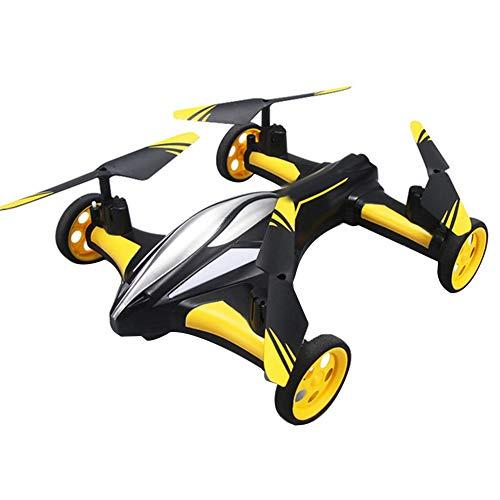 Lai-LYQ H23 2,4 G 4CH 6-Achsen 3D Flip Gyro Luftboden Fliegendes Auto RC Drone RTF Quadcopter