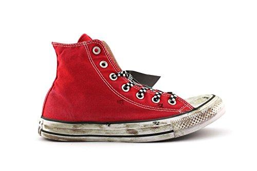 Converse, Unisex Erwachsene, Chuck Taylor all Star High Limited Edition, Canvas, Sneakers hoch, Rot, Rot - rot - Größe: 39 EU